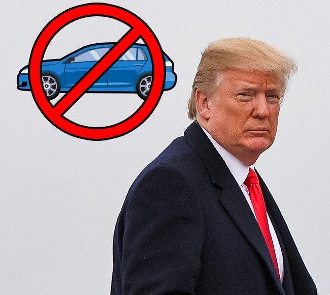 12Cosas que solo elpresidente estadounidense puede permitirse