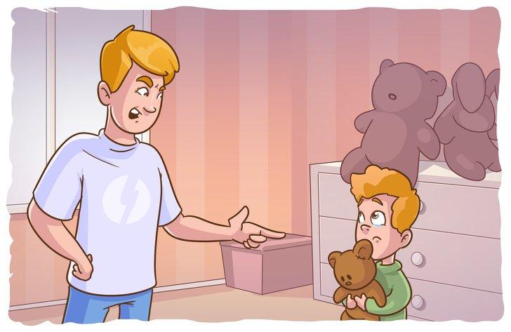 12Frases paternales que repercuten enlavida delos hijos