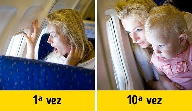 12Maneras sencillas desuperar elmiedo alos vuelos