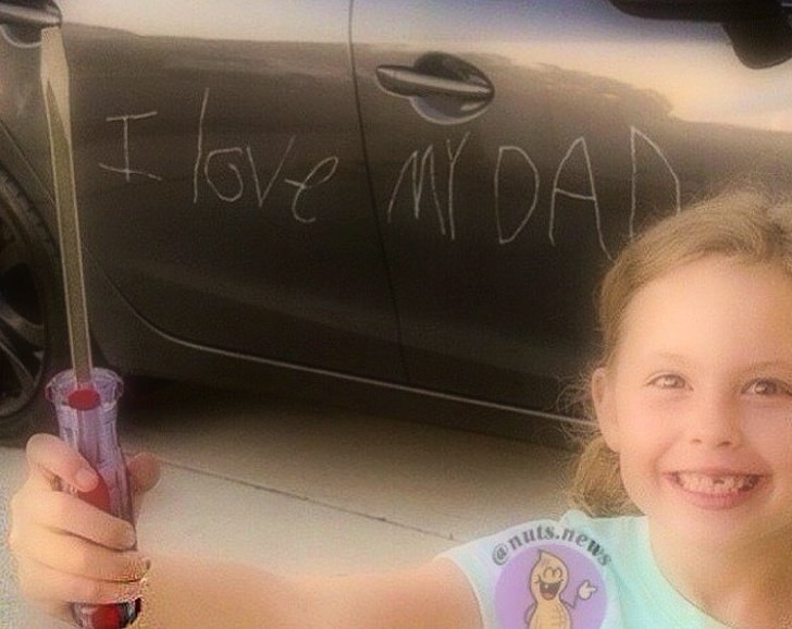15 Imágenes que prueban que la vida con niños no es para los cobardes