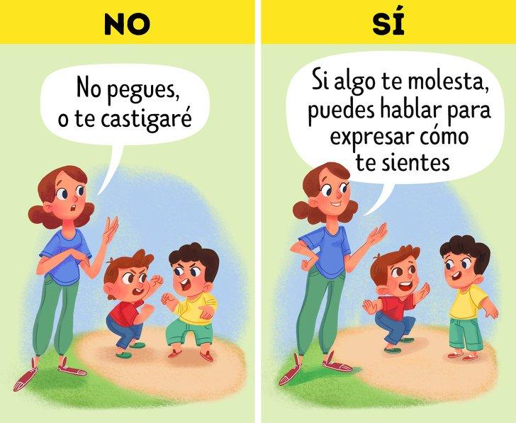 15 Formas de educar a tus hijos sin tener que prohibirles nada