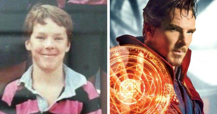 """18 Fotos de las estrellas de los """"Los Vengadores"""" en la infancia y en la juventud, las cuales demuestran que la lindura es un superpoder"""