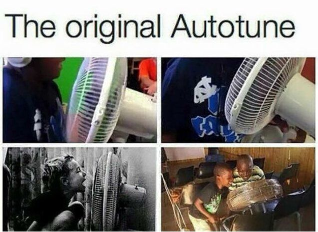 """O autotune original"""