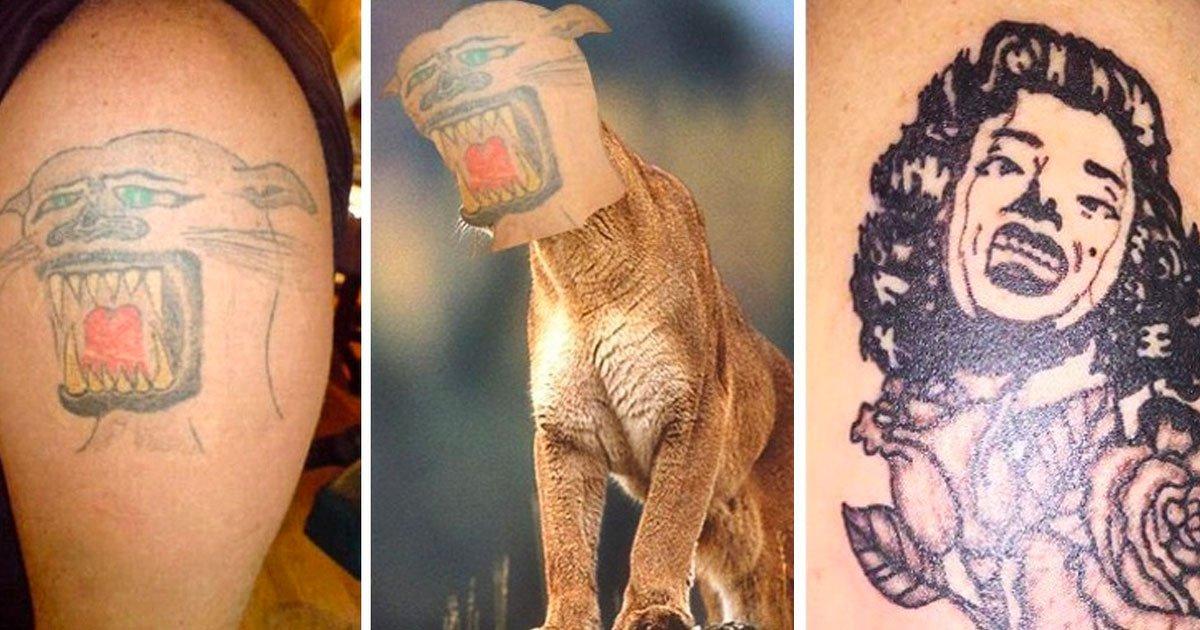 2 27.jpg?resize=412,232 - 11 Personas que se arrepintieron de hacerse un tatuaje