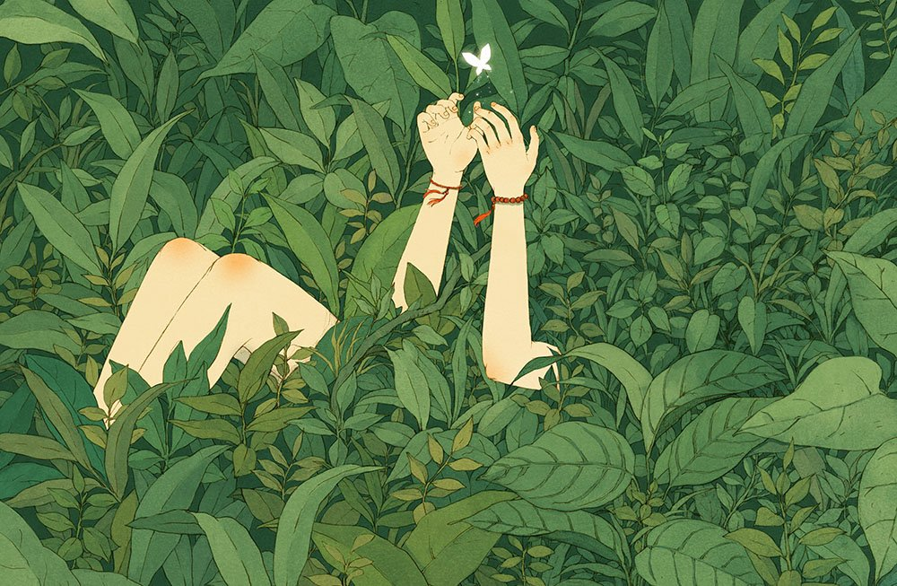 2 86.jpg?resize=300,169 - Une galerie d'illustrations magnifique par le dessinateur Jin Xingye