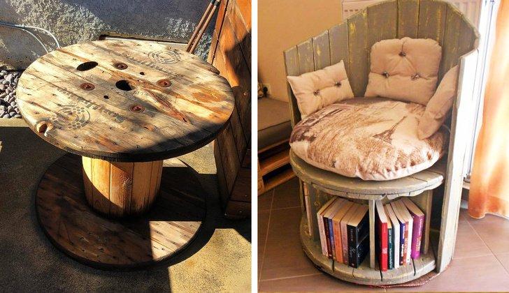 20Transformações decoisas velhas que podem dar uma nova vida àsua casa