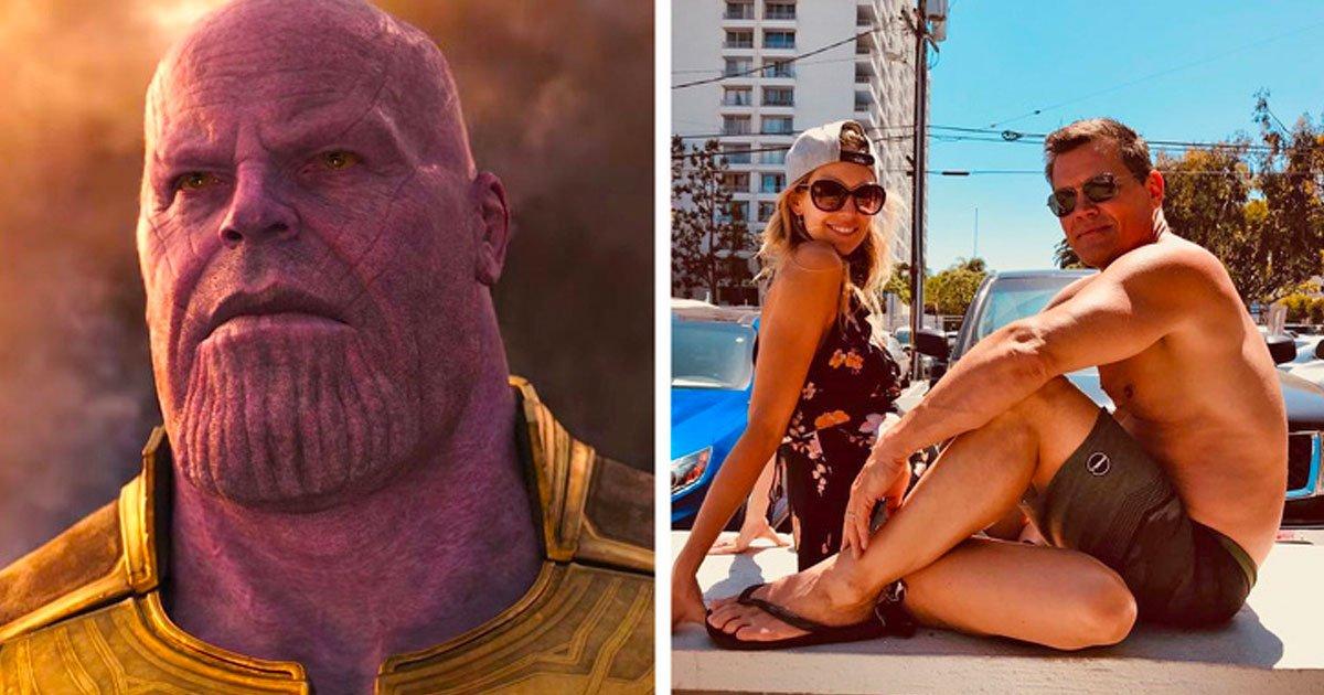 5 38.jpg?resize=1200,630 - 16 Actores de Avengers con sus parejas en la vida real