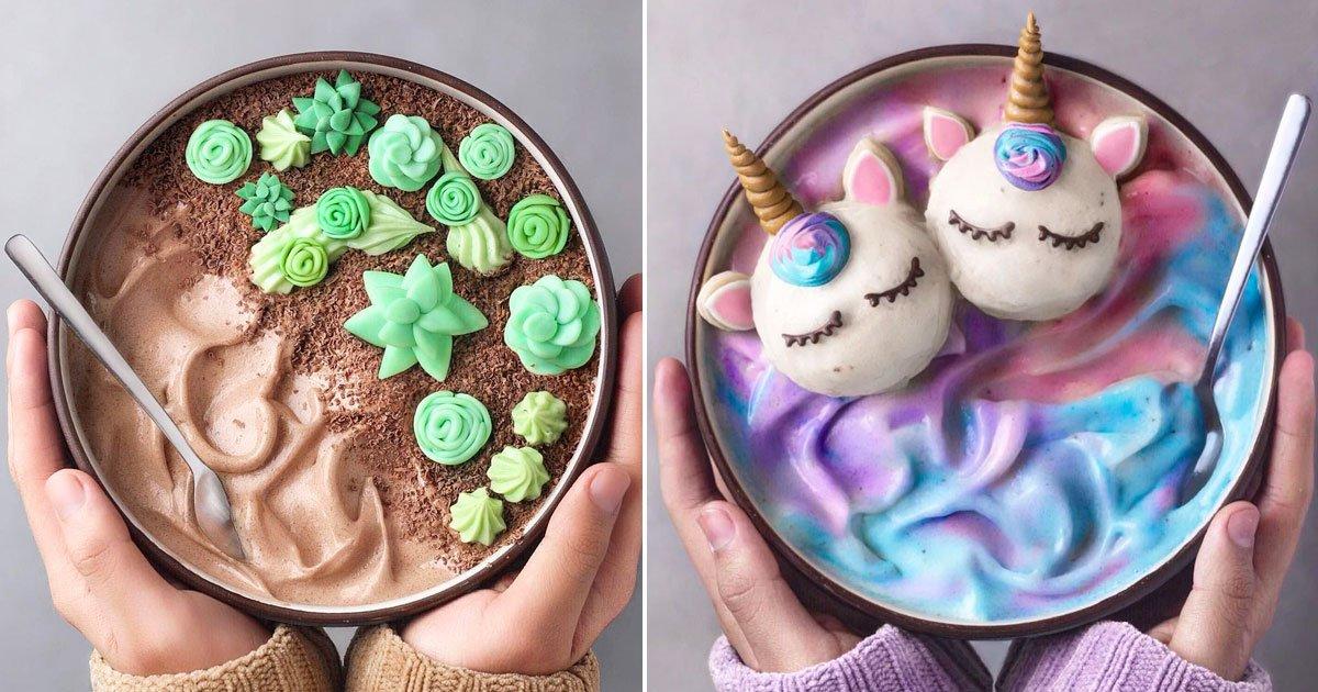 6 60.jpg?resize=412,232 - Joven crea hermosos bowls veganos que son como un sueño en un plato