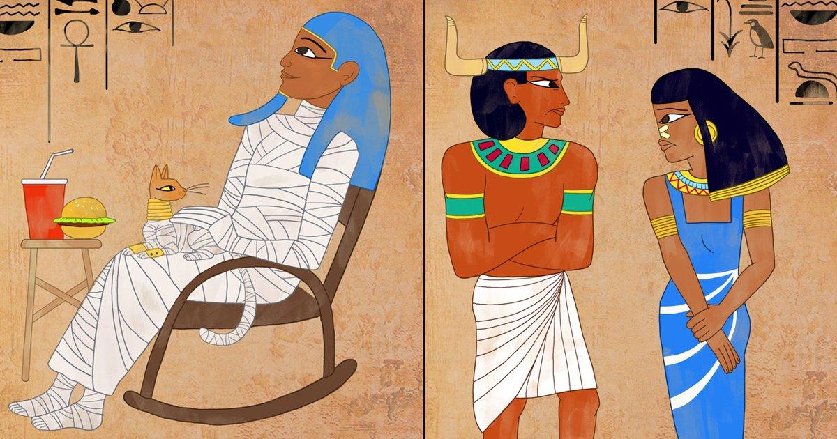 8 86.jpg?resize=1200,630 - 15 Datos raros sobre los egipcios que confundirán incluso a los expertos en historia