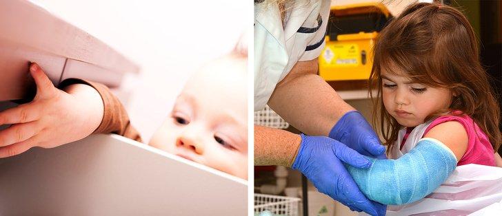8Productos peligrosos que los padres deberían mantener fuera del alcance desus hijos