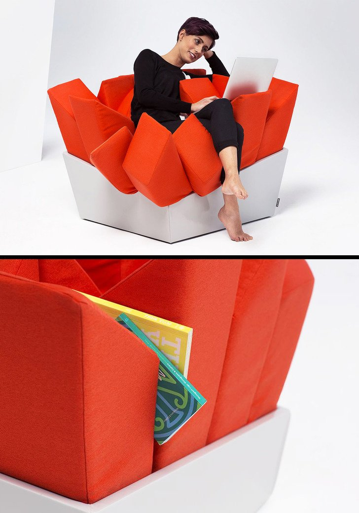 25 Ingeniosos muebles que muestran cómo queremos vivir