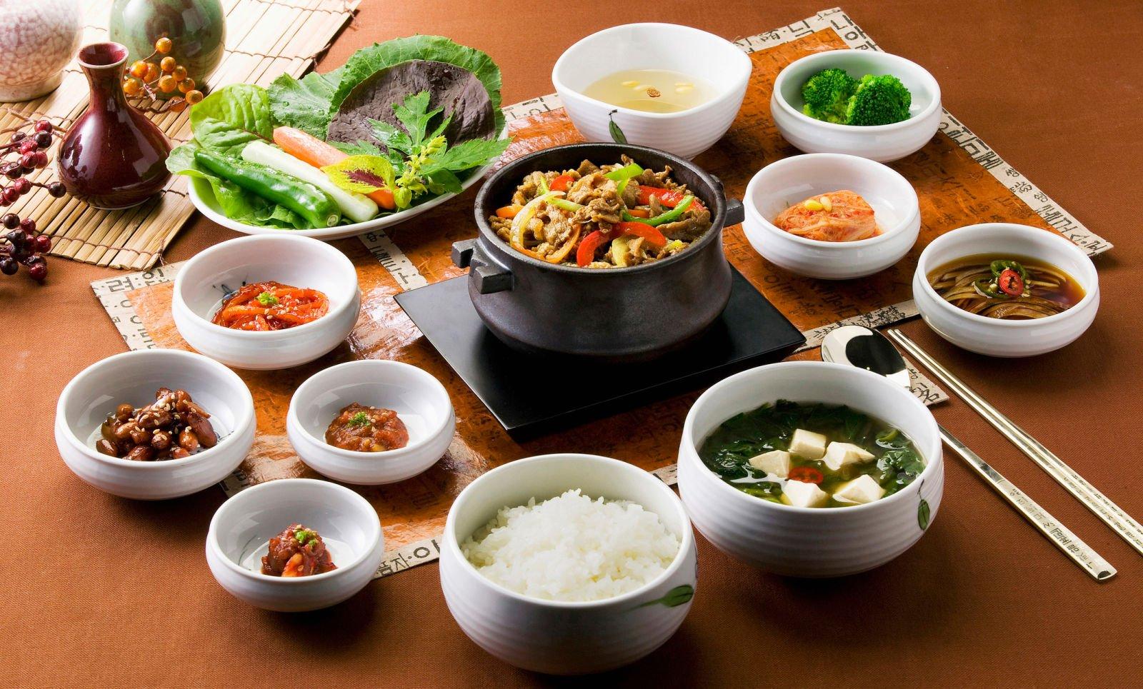 Image result for 퓨전 한식당