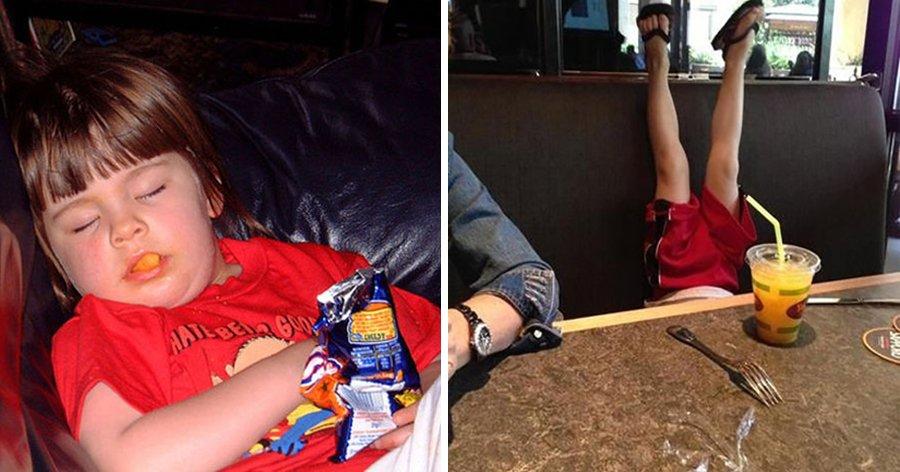 a1.jpg?resize=412,275 - 26 imagens provando que as crianças são como mini adultos bêbados