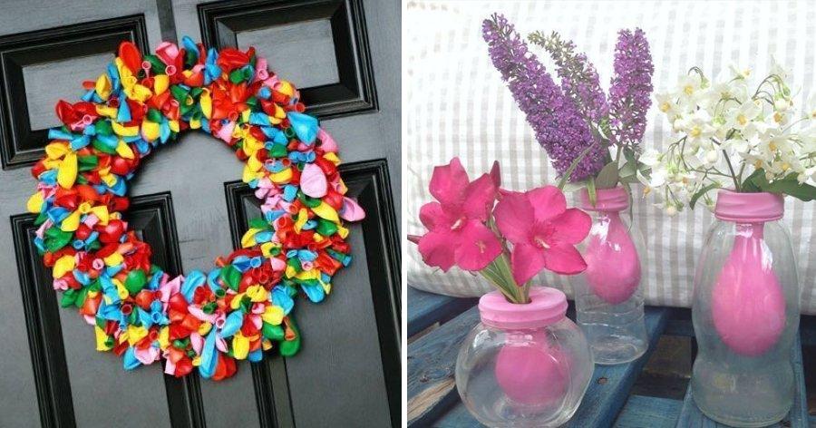 a3 18.jpg?resize=412,232 - 15 Ideias de decoração criativa que você pode fazer com balões de festa