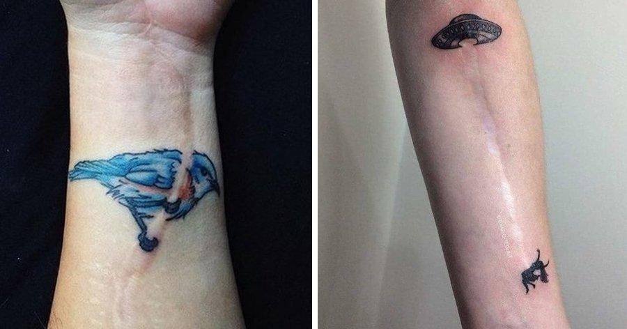 a4 10.jpg?resize=1200,630 - 20 tatuagens super criativas que surgiu para esconder marcas na pele