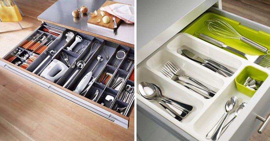 a4 5.jpg?resize=1200,630 - 10 Ideias para organizar os talheres da sua cozinha