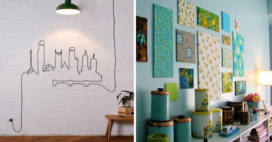 a5 1.jpg?resize=1200,630 - 19 Ideias criativas para transformar completamente a parede da sua casa