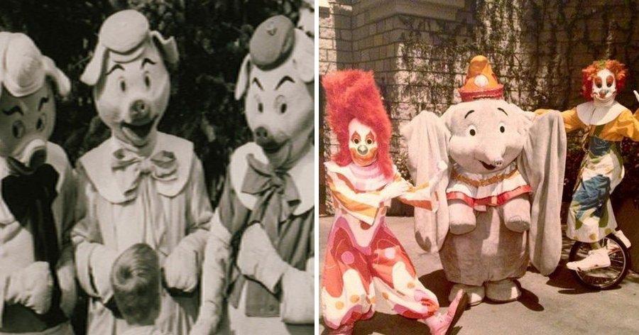 a6 15.jpg?resize=1200,630 - 13 Fotos do passado para esquecer de vez a magia da Disney
