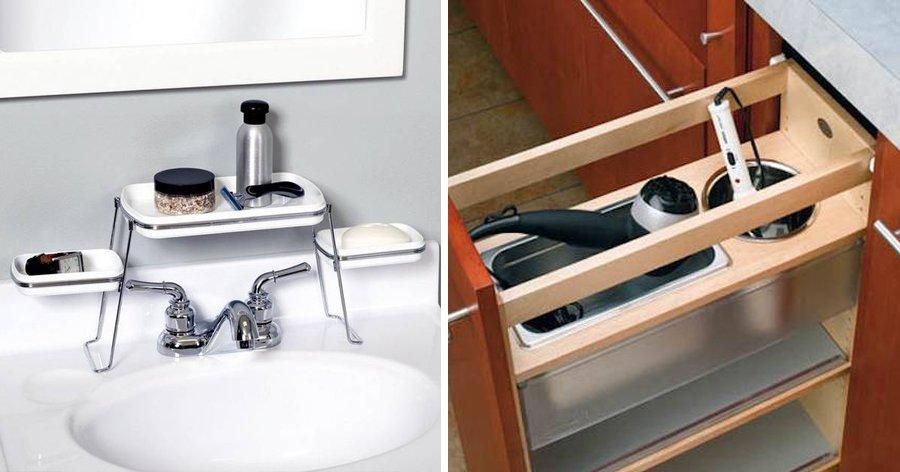 a7.jpg?resize=300,169 - 45 Maneiras inteligentes de organizar sua casa inteira – do banheiro à garagem
