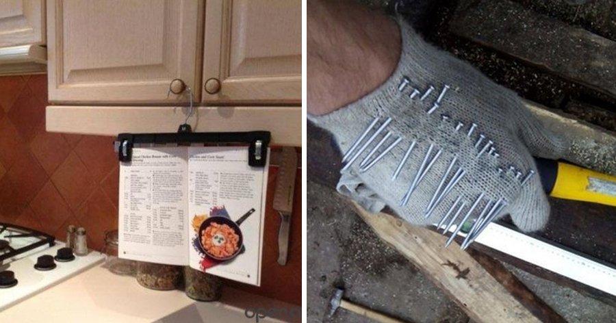 a9 15.jpg?resize=1200,630 - 13 maneiras geniais de facilitar a vida doméstica usando objetos inusitados