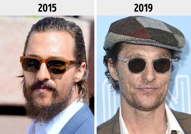 12 Famosos que sorprendieron a los fans con su barba (la de Jim Carrey tiene su propia cuenta de Twitter)