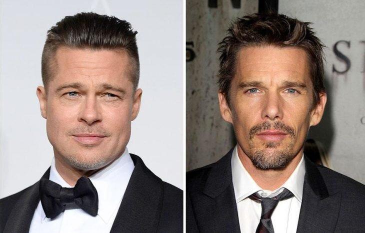 Brad Pitt y Ethan Hawke