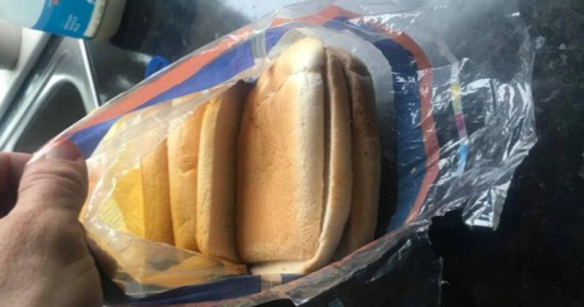 b3 2.png?resize=412,232 - Une femme a acheté une miche de pain et découvre que c'est seulement de la croûte...