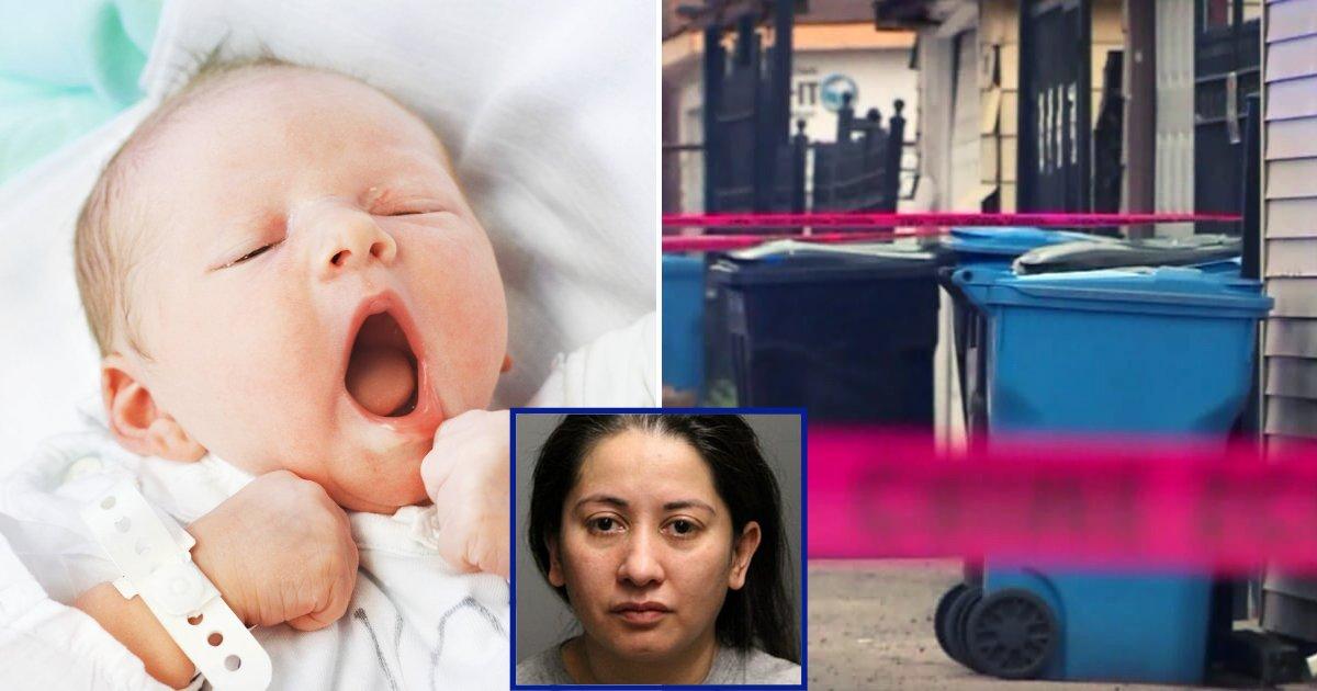 babyboy.png?resize=300,169 - Un garçon nouveau-né dont le cordon ombilical était toujours attaché a été retrouvé vivant sur le dessus d'une poubelle
