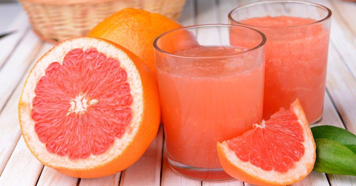 benefits of grapefruit that you should know.jpg?resize=412,232 - Les merveilleux avantages pour la santé du pamplemousse que vous devriez connaître