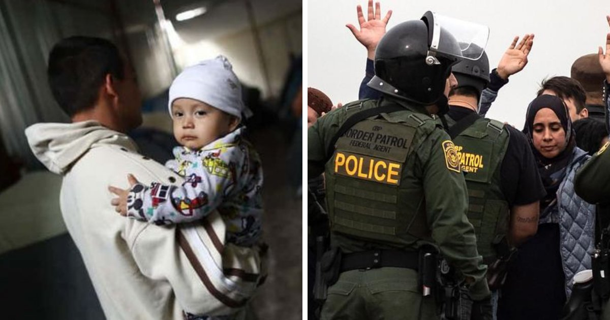 border3.png?resize=412,232 - 2-Year-Old Boy Detained At The U.S. Border Passed Away After Weeks In The Hospital
