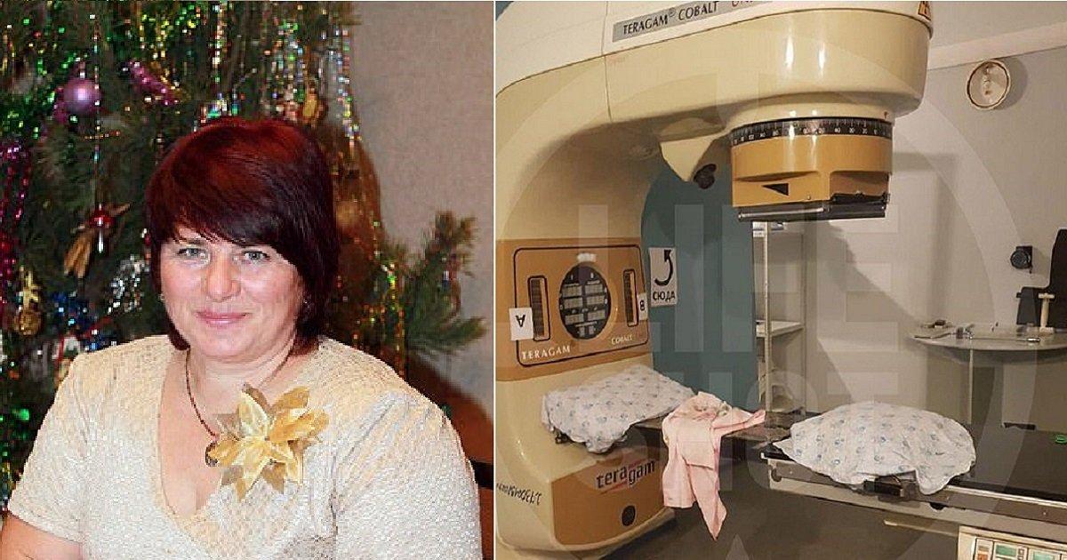 c3 9.jpg?resize=412,232 - Une patiente atteinte de cancer en Russie est décédée pendant le traitement à cause d'une machine de radiothérapie défectueuse