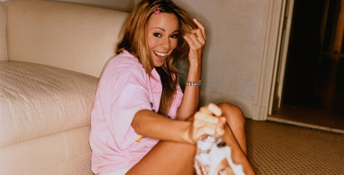 carey.jpeg?resize=412,275 - 20 Pictures Of Mariah Carey's Life Before She Became A Mom