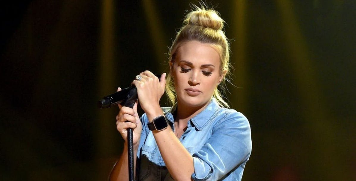 carrie.jpeg?resize=1200,630 - 20 Pictures Of Carrie Underwood Showing Her Pregnancy Like A Fashion Walk