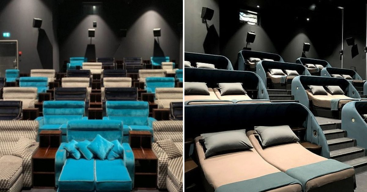 cinema5.png?resize=1200,630 - New Cinema Offers DOUBLE BEDS Instead of Seats – Sheets Are Changed After Every Movie Finishes