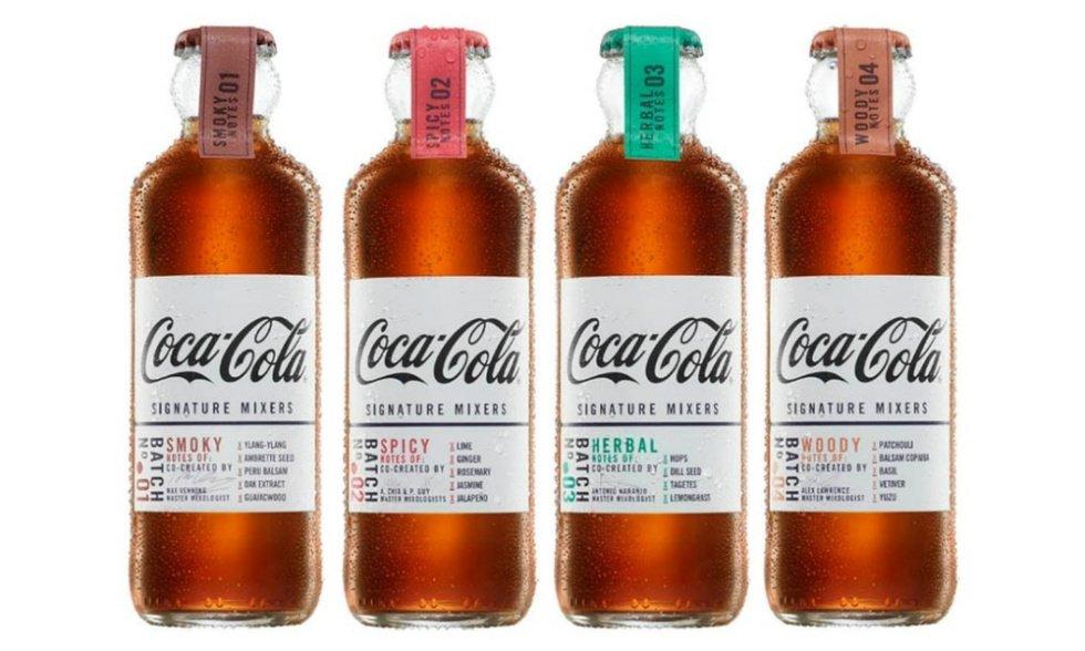 coca2.jpg?resize=412,232 - Découvrez la nouvelle gamme de Coca-cola dédiée aux spiritueux ambrés