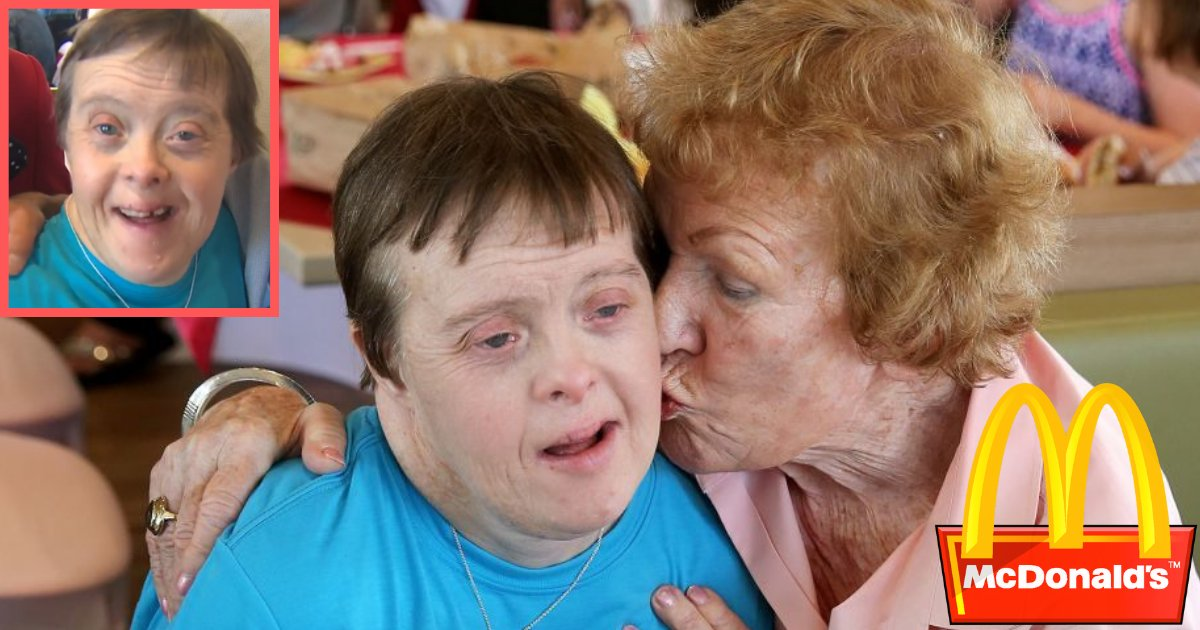 d1 5.png?resize=412,232 - A Woman Suffering With Down Syndrome Died After Working For Mc Donald's For 32 Years