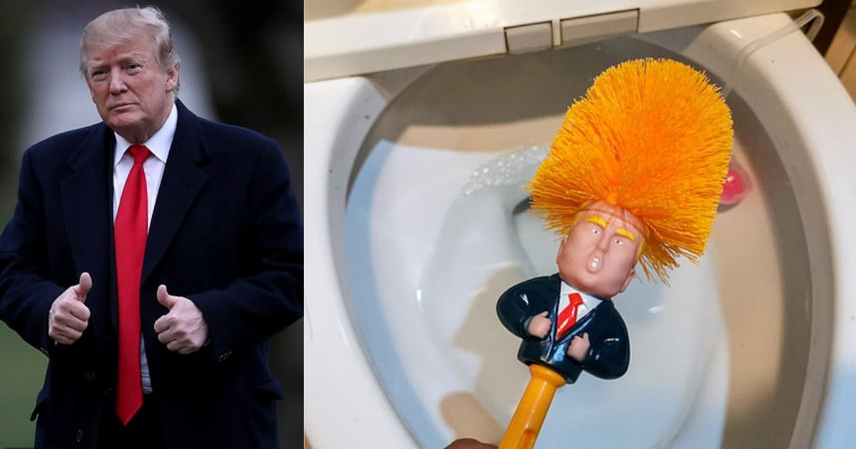 d2 11.png?resize=1200,630 - People in China are Rushing to Purchase the Donald Trump Toilet Brushes