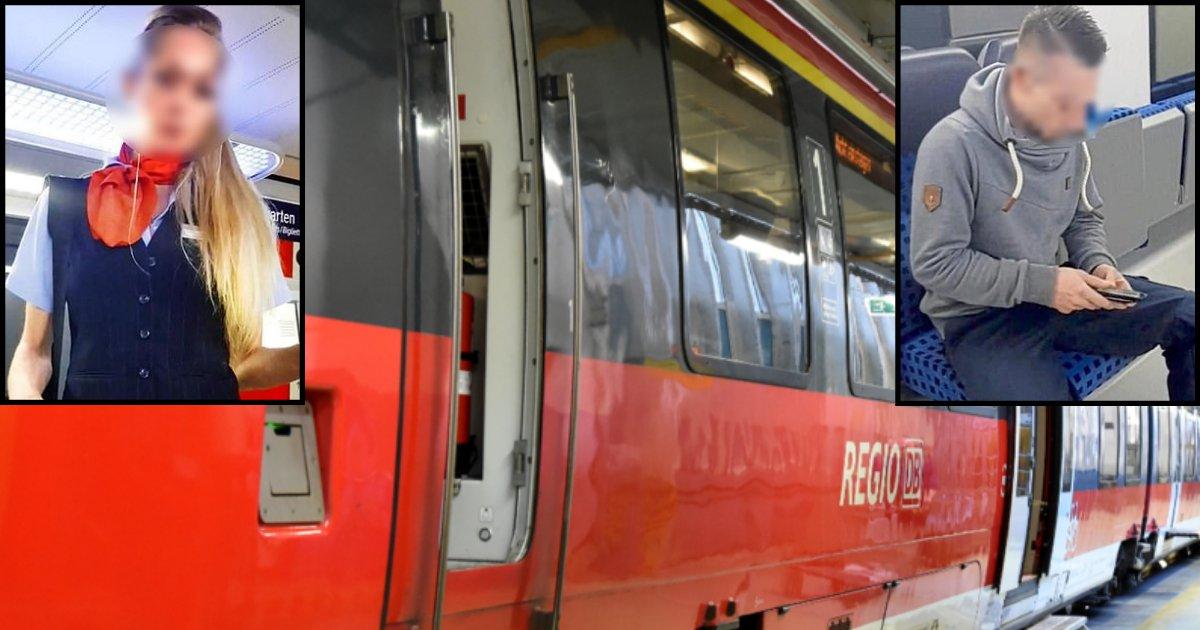 d2 16.png?resize=412,232 - Une contrôleuse de train a été congédiée après avoir été surprise en train de faire du porno dans les voitures vides