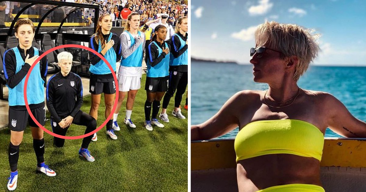 d3 10.png?resize=300,169 - The Soccer Star Megan Rapinoe Says That She Will Never Sing the National Anthem Again Because of Trump