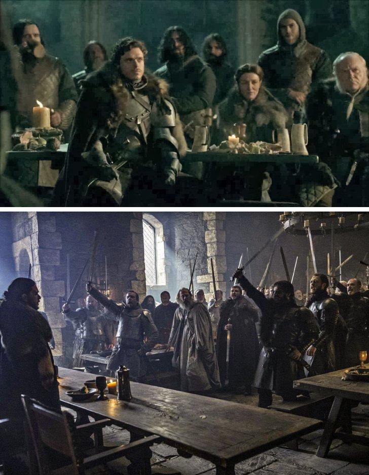"""11 Detalles que esconde el vestido de Sansa Stark, de """"Juego de tronos"""""""