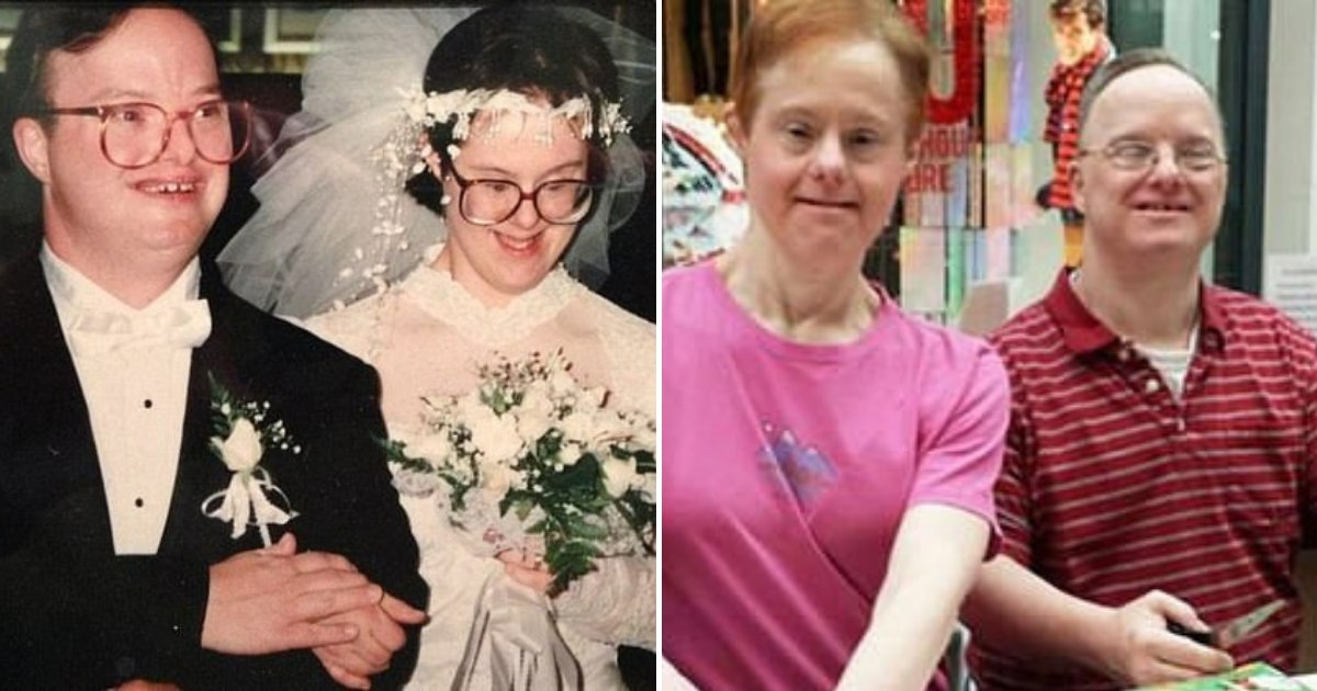 down6.png?resize=1200,630 - The World's Longest Down Syndrome Marriage Ends As Husband Passes Away