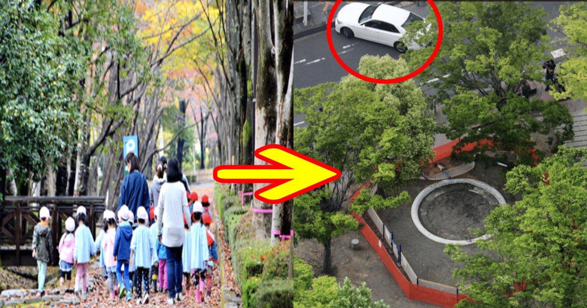 e696b0e8a68fe38397e383ade382b8e382a7e382afe38388 62.png?resize=1200,630 - また!?高齢者による運転誤操作、公園で遊んでいる園児に車が突っ込み保育士がかばって大ケガ!!