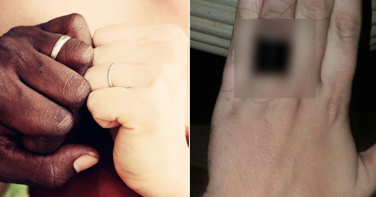 """ebb098eca780.jpg?resize=412,232 - """"아무리 사랑하더라도""""... 논란 되고 있는 한 여성이 받은 '특이한' 청혼 반지"""