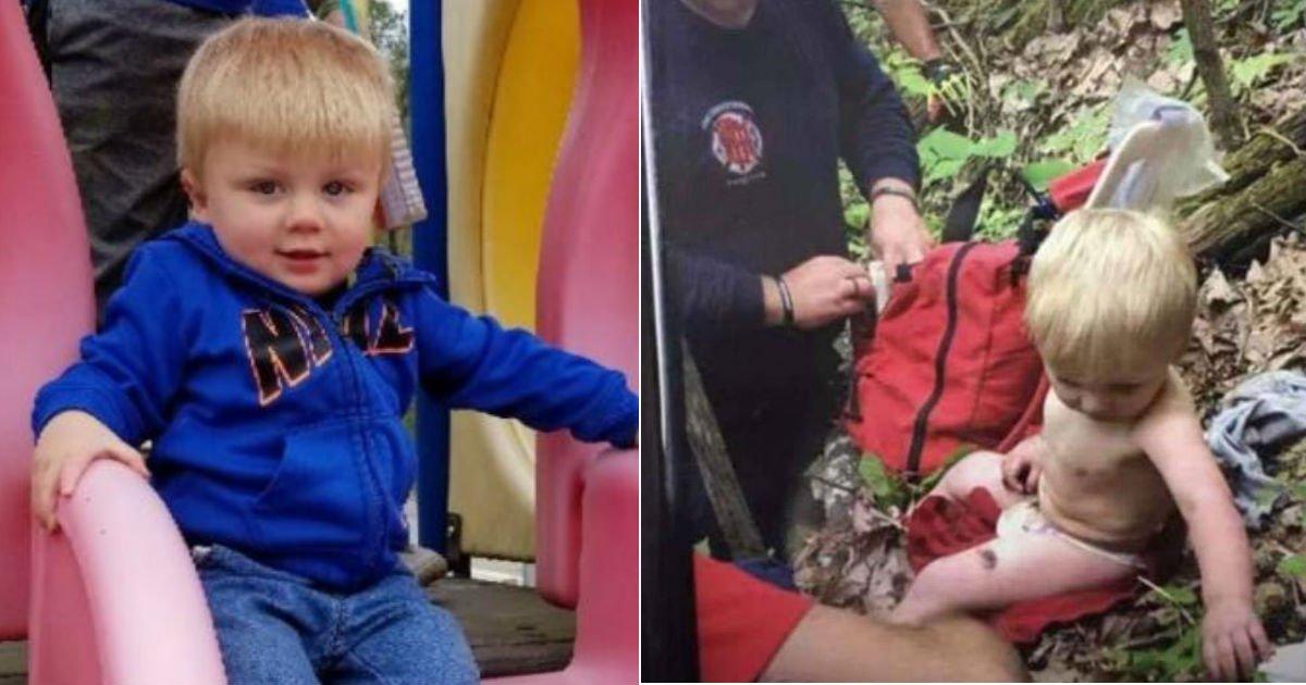 ec9790.jpg?resize=412,232 - 22개월 아이가 마당에서 실종된 3일 뒤 발견된 '의외의' 장소 (영상)