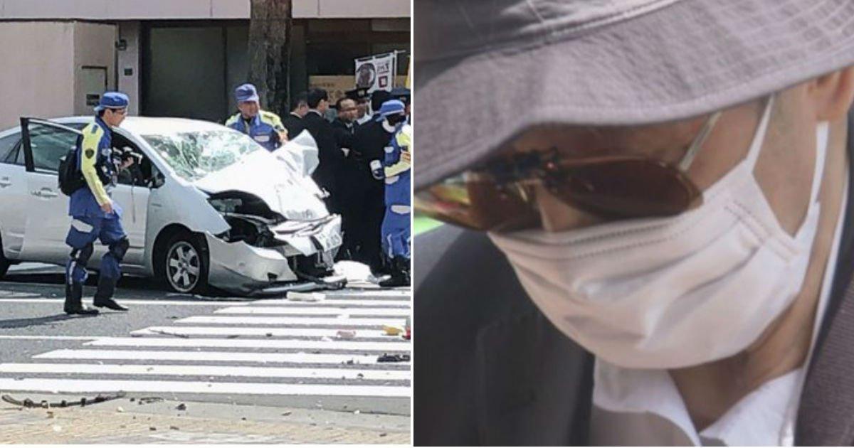 ec9dbc.jpg?resize=412,232 - '100km' 횡단보도 교통사고 운전자의 모습.... 일본이 경악한 이유