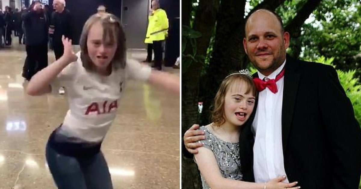 ella4.png?resize=412,275 - 16-Year-Old Girl With Down Syndrome Was Attacked By Trolls Online After Father Shared Video Of Her Dancing