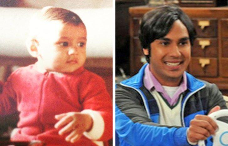 """Estas son las estrellas de """"The Big Bang Theory"""" antes de que fueran famosas"""