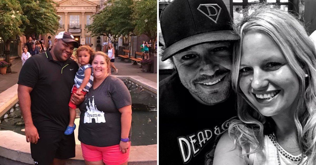 family3.png?resize=1200,630 - Strangers Take Photo Of Family At Disney, Man Then Reappears With Tears In His Eyes