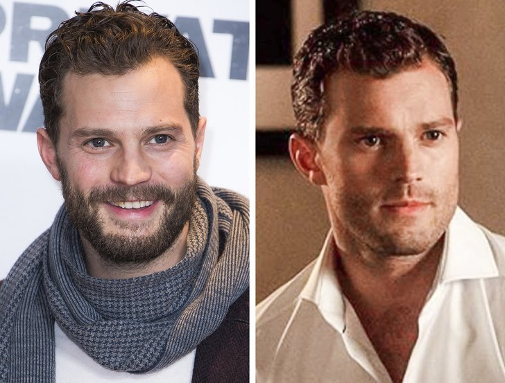 17 Famosos que demostraron cómo afeitarse la barba lo cambia todo