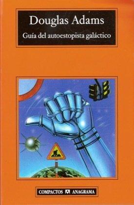 """Resultado de imagen de """"Guía del autoestopista galáctico"""""""